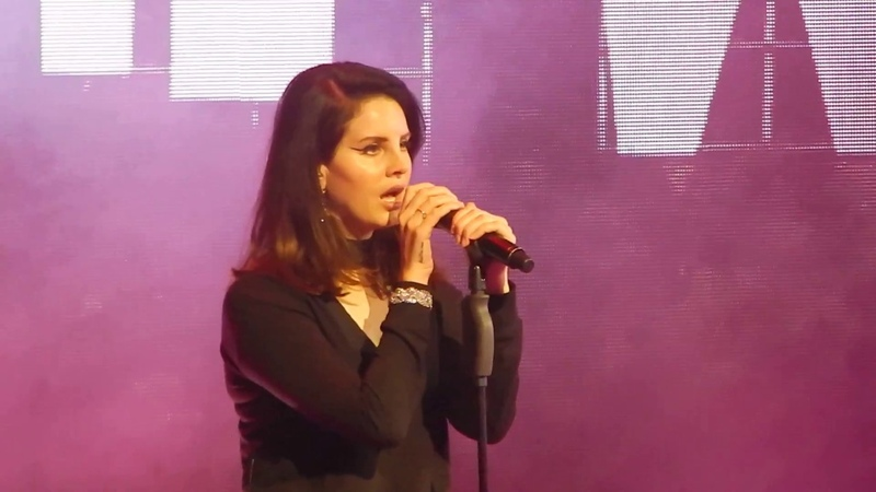 Lana Del Rey Lust for Life HD Houston 2 10 18