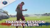 TRAINING SESSION - PARIS vs REIMS with Neymar &amp Thiago Silva