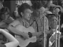 Bob Dylan North Country Blues Newport Folk Festival 1963