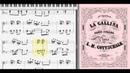 1859 - Louis Moreau Gottschalk, La Gallina (Roots of Ragtime music)