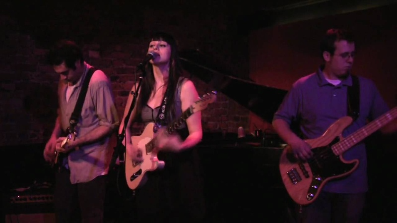 16.01.2009 - Glass Eye (Live @ Rockwood Music Hall)