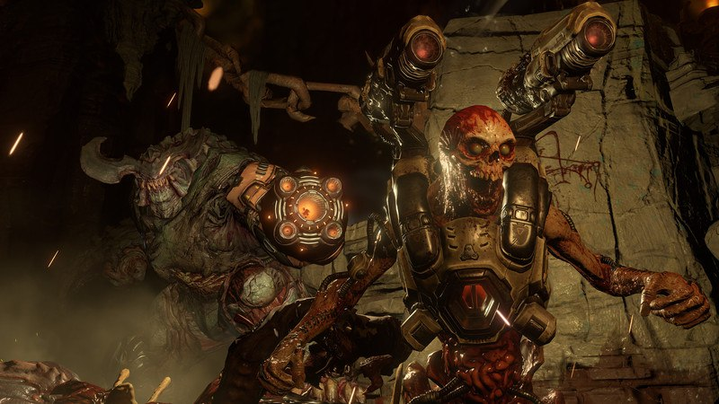 DOOM - Closed MP Beta (2016) + Оffline Crack - Скриншот 3