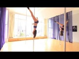 Pole Dance - Leigh Ann Reilly duet - best of the two worlds