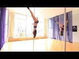 Pole Dance - Leigh Ann Reilly duet - best of the two worlds
