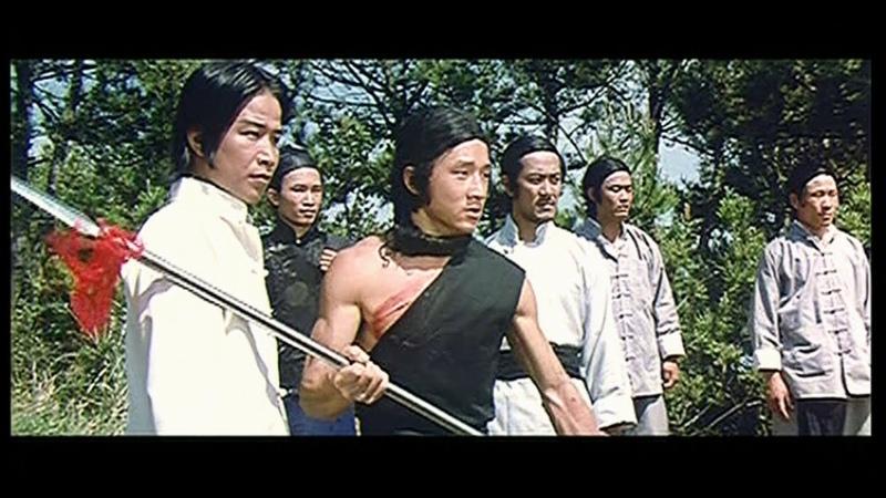 La Mano de la Muerte (Tan Tao-Liang, Jackie Chan)