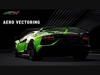 Наглядно про активную аэродинамику ALA 2.0 у Lamborghini Aventador SVJ | Автомобиль, машина, тачка, суперкар, авто, ламборгини