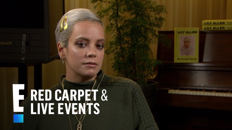 Lily Allen Discusses Divorce, New Album and Book | E! Red Carpet Live Events
