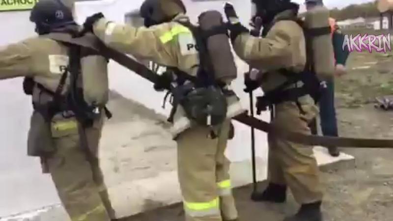 Противопожарная служба Российской Федерации - 23 ПСЧ Теплодымокамера