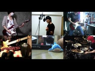 [HD]Kuroko no Baske OP [RIMFIRE] Band cover