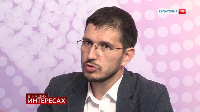 Развитие крымскотатарской культуры В наших интересах с Эльдаром Ибрагимовым