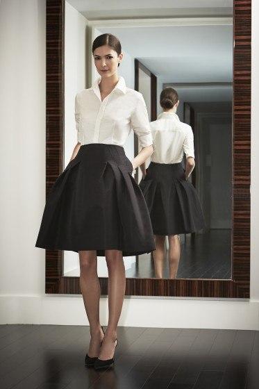 Black&White - мода 2018
