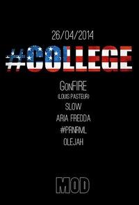 #COLLEGE Prty#16 * 26.04.2014 * MOD