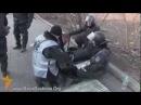 Ukranian Kiev 18 02 2014 Maydan