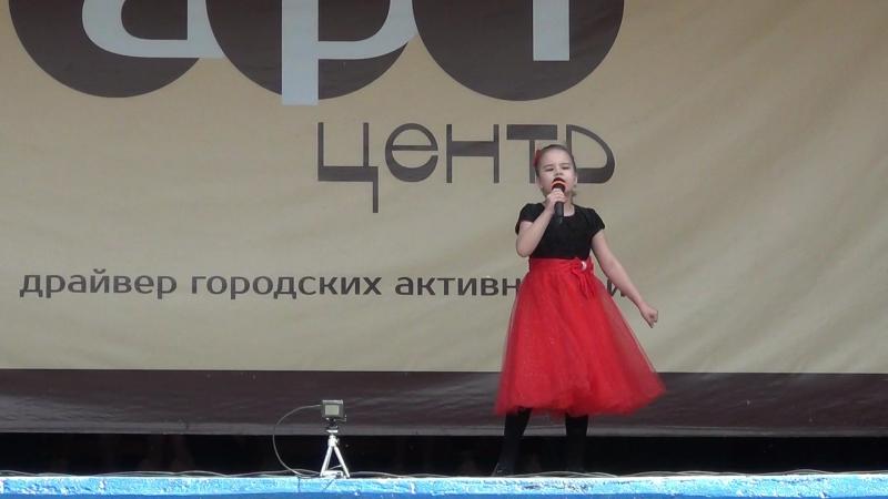Фестиваль Россия Молодая Е. Ермакова