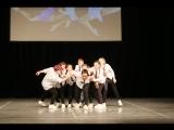 Студия современного танца Братьев КУРБАНОВЫХ «DANCE RUSH» гр. «TEENAGERS» - ЧАС ПИК