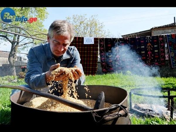 თუშური ქუმელი – ტრადიციული თუშური საკვები 4