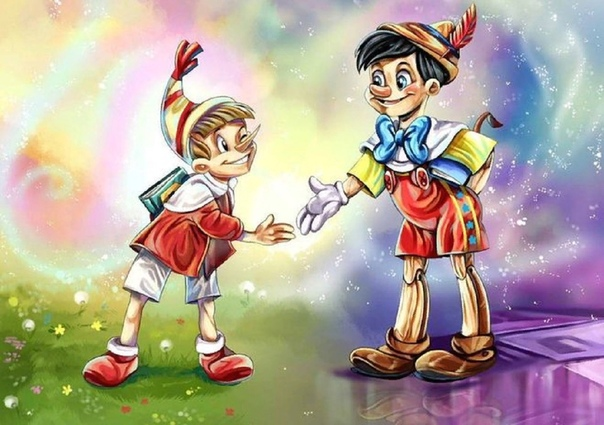 Разница между Буратино и Пиноккио Буратино и Пиноккио сказочные литературные персонажи, которых можно назвать братьями-близнецами, несмотря на то что они появились на свет в разное время и в