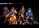 Черепашки-Ниндзя Выходят из своих панцирей Teenage Mutant Ninja Turtles Coming Out of Their Shells Tour 1990 Musical