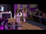 Stacy feat 5sta Family Gaudi &amp Instant Star Production (Неделя моды в Москве) 03.11.2013