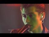 Arctic Monkeys - Do I Wanna Know? (Live @ Jimmy Kimmel Live)