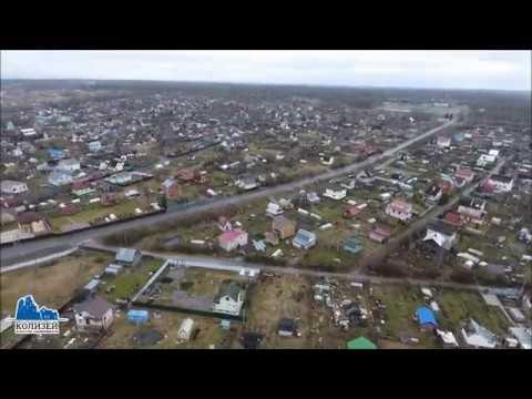 Красное Село СНТ Маша Участок 6 соток DJI Phantom 4
