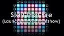 Launchpad Pro remake: EWN Whogaux - Start That Fire (Launchpad Lightshow by DJCoMManDBl0cK)