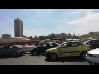 دمشق من جسر فكتوريا إلى الربوة - علي صارم - ALi Sarem
