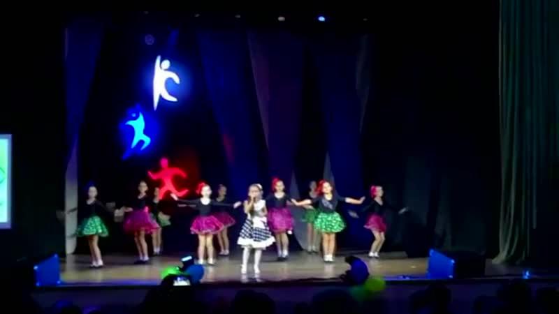 Саша Шип-Стафурина-А мне бы петь и танцевать