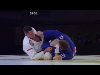 Nic Ruben (NOR) vs Willliam Dias (AUS)
