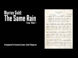 Murray Gold: The Same Rain (from Doctor Who: Blink - arrangement for bassoon and piano)