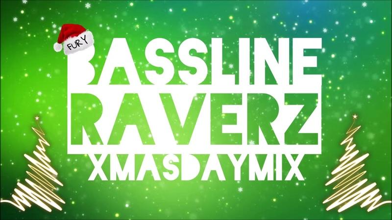 BASSLINE RAVERZ 7 XMAS MIX - SELECTA FURY