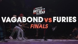 Vagabond Crew vs Furies Final .stance Battle of the Year France 2018