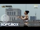 [Озвучка SOFTBOX] BTS American Hustle Life 01 эпизод