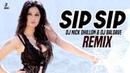 Sip Sip (Dhol Remix) | DJ Nick Dhillon DJ Baldave | Jasmine Sandlas | Intense | Bollytech Vol.2