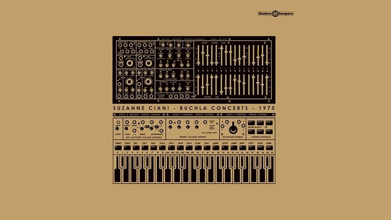 Suzanne Ciani – Buchla Concerts 1975 (full album)