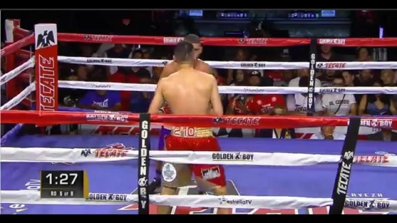 Гектор Танахара vs Эммануэль Моралес (Hector Tanajara vs Emmanuel Morales) 10.08.2018