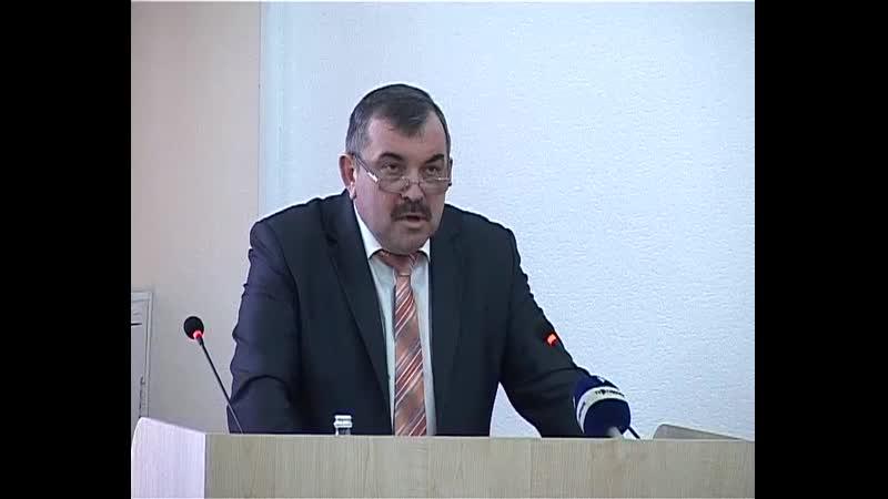 Отчёт мэра А. Колесникова за 2018 г.