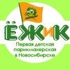 Детская парикмахерская Ежик (Новосибирск)