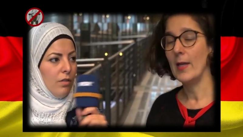 Unglaublich!! WDR verkündet auf Arabisch Tipps und Tricks für illegale