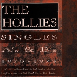 The Hollies альбом Singles A's And B's 1970-1979
