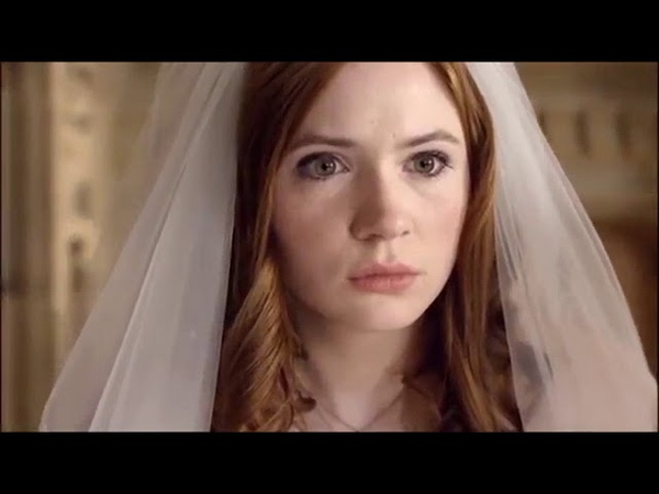 Amy and Rory.DoctorWho