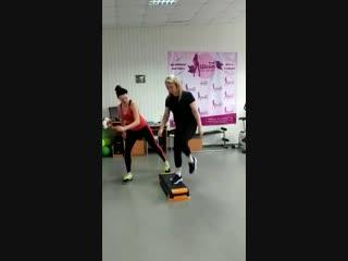 Персональный тренинг (Грибкова Ольга)