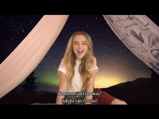 Sabrina Carpenter - The Middle of Starting Over (subtitles)