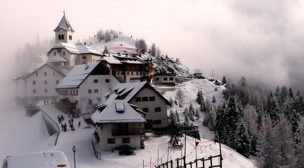 Альпы, Италия