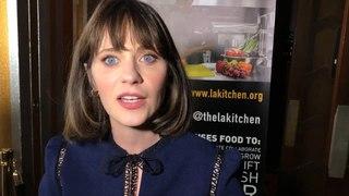 LA Food Bowl: The Power of Food: Zooey Deschanel