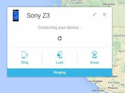 """Поисковая строка Google теперь позволяет найти утерянное Android-устройство Если вы где-то потеряли свой смартфон под управлением Android, или же девайс был украден, вы можете воспользоваться официальным сервисом компании Google. Технология """"Удалённое управление Android"""" позволяет отыскать на карте устройство, заблокировать его или стереть с него всю имеющуюся информацию. Сегодня Google объявила, что отныне для поиска смартфона нужно просто ввести в поисковике """"Find my…"""