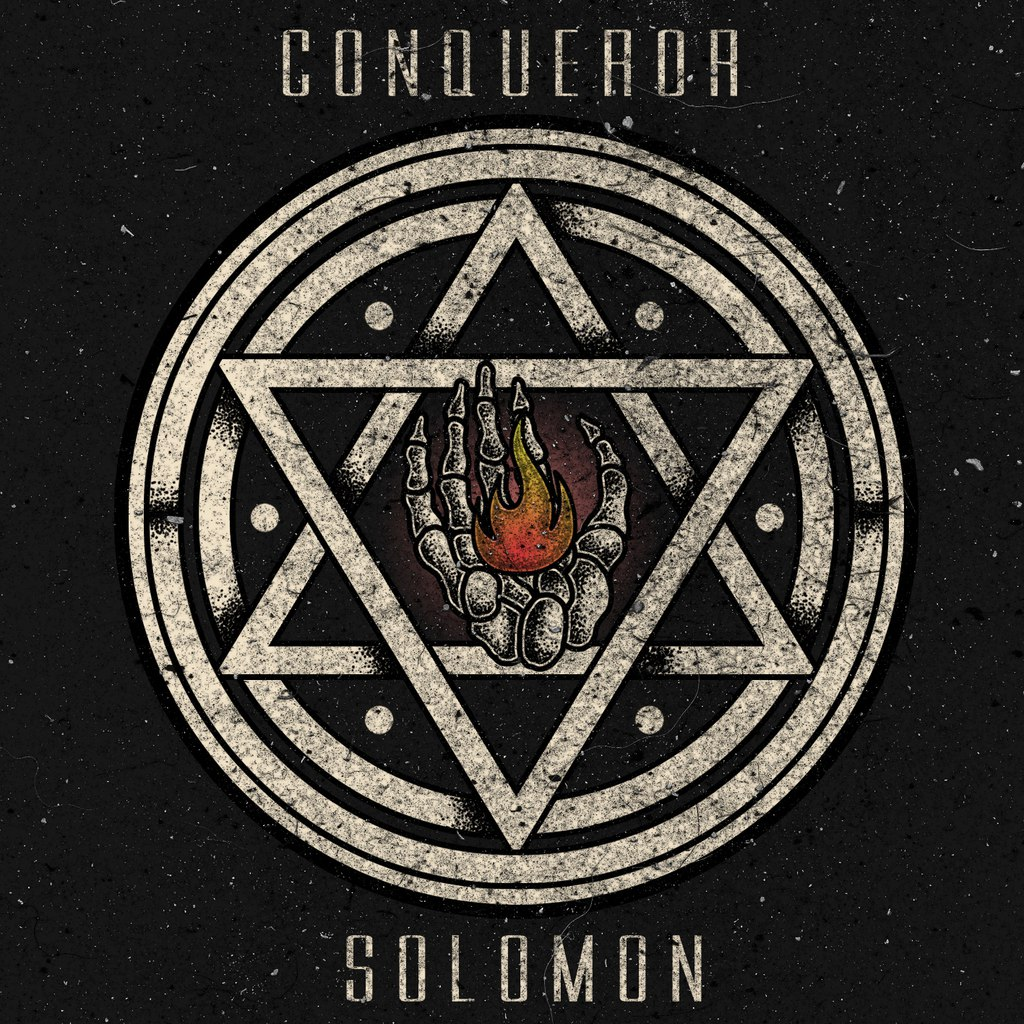 Solomon - Conqueror (2015)