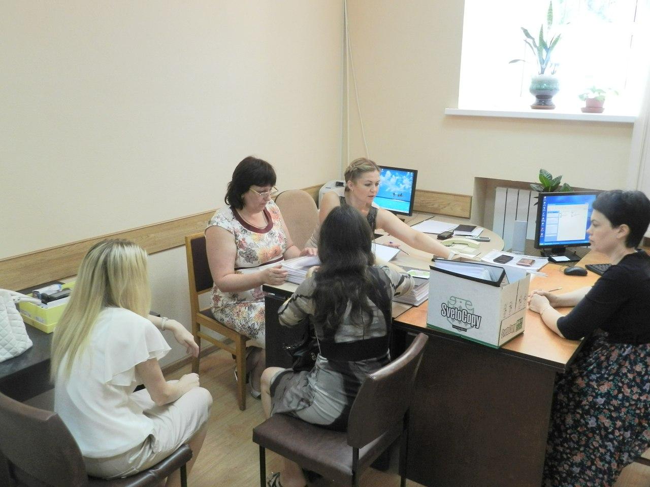 Представители КПРФ подали документы в Избирательную комиссию муниципального образования - город Рязань