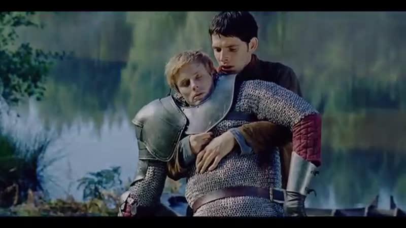 Merlin ahd Arthur Sorry