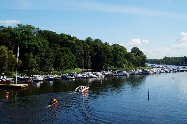 Яхты в Швеции